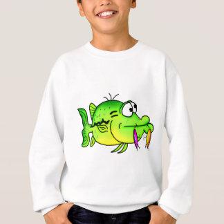 Basse de bande dessinée sweatshirt