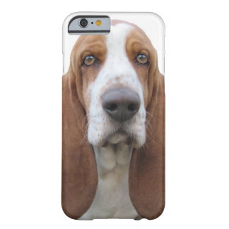 Basset Hound à hurler environ Coque Barely There iPhone 6