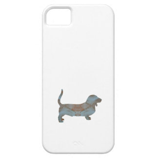 Basset Hound Coque Barely There iPhone 5