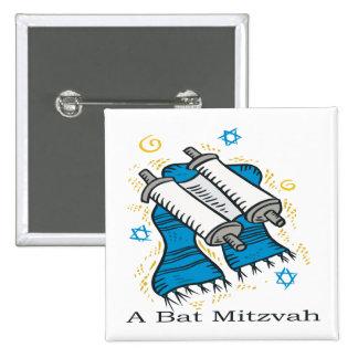 Bat mitzvah badge