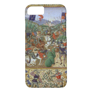 Bataille d'Agincourt, le 25 octobre 1415 (la Coque iPhone 8/7