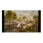 Bataille d'Antietam--Armée du Potomac : c. 1862 Cartes De Visite Personnelles