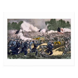 Bataille de Gettysburg Carte Postale