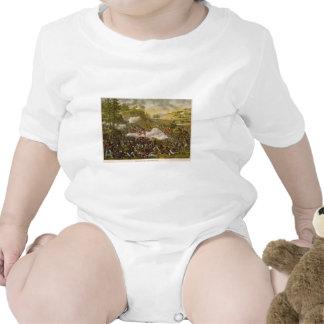 Bataille de guerre civile de Chickamauga par Kurz  T-shirts