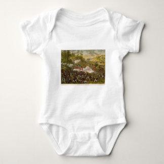 Bataille de guerre civile de Chickamauga par Kurz T-shirt