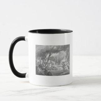 Bataille de Lexington Mug