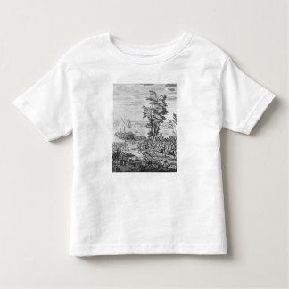 Bataille de Malplaquet T-shirt Pour Les Tous Petits