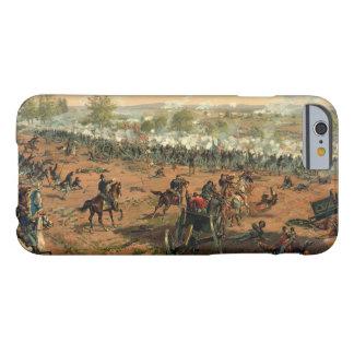 Bataille Gettysburg Hancock chez Gettysbug Coque iPhone 6 Barely There
