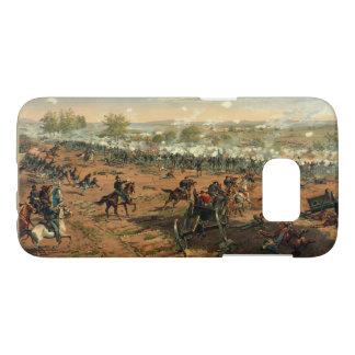 Bataille Gettysburg Hancock chez Gettysbug Coque Samsung Galaxy S7