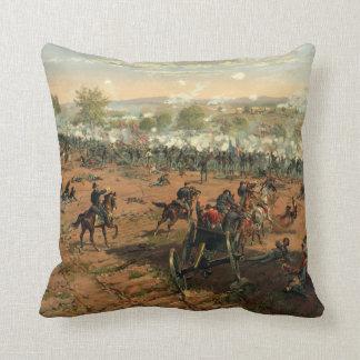 Bataille Gettysburg Hancock chez Gettysbug Oreiller