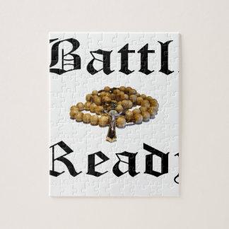 Bataille prête puzzle