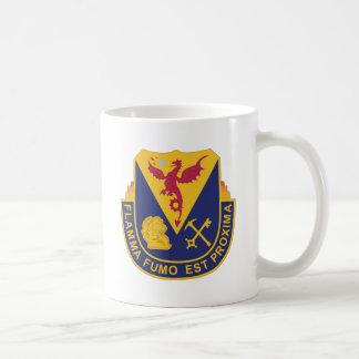 Bataillon de 206 produits chimiques tasse à café