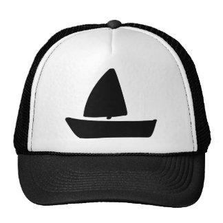 bateau à voile casquettes
