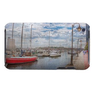 Bateau - Baltimore DM - un jour beau à Baltimore Coque iPod Case-Mate