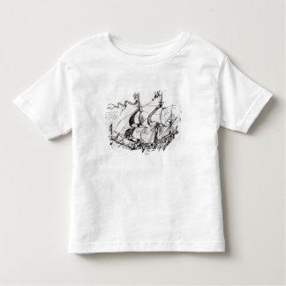 Bateau de Jacques Cartier, 'Rarete Indes T-shirt Pour Les Tous Petits