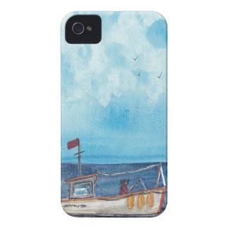 Bateau de pêche coques Case-Mate iPhone 4