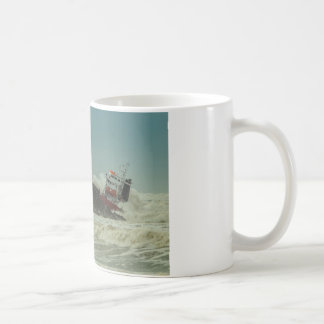 Bateaux Anglet Mug Blanc
