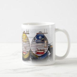 Bateaux colorés Drinkware Mug