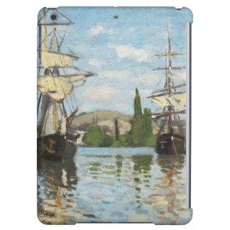 Bateaux de Claude Monet | montant sur la Seine à
