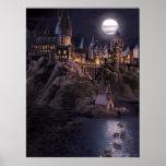 Bateaux de Hogwarts à se retrancher Posters