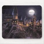 Bateaux de Hogwarts à se retrancher Tapis De Souris