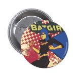 Batgirl Badges