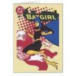 Batgirl Carte De Vœux
