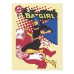 Batgirl Cartes Postales