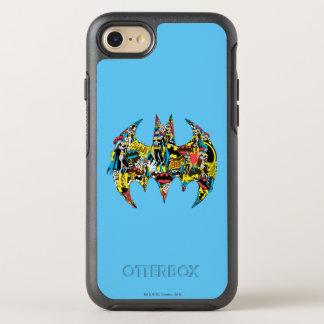 Batgirl - meurtrier coque OtterBox symmetry iPhone 8/7