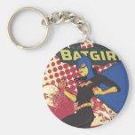Batgirl Porte-clé Rond