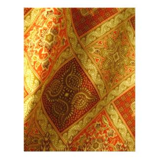 Batik indonésien prospectus 21,6 cm x 24,94 cm