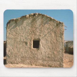 Bâtiment à vieux Jéricho Tapis De Souris