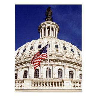 Bâtiment de capitol des USA, Washington DC Cartes Postales