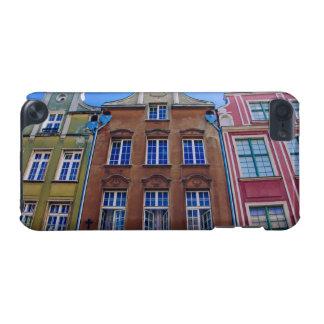 Bâtiments colorés à Danzig Danzig Pologne