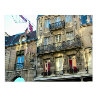 Bâtiments élégants à Dijon, Bourgogne, France 1 Carte Postale