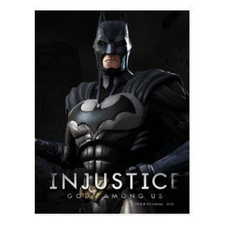 Batman Carte Postale