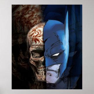 Batman de los Muertos Affiche