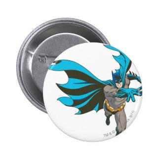 Batman distribuent badges