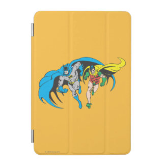 Batman et Robin Protection iPad Mini
