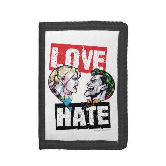 Batman | Harley Quinn et amour de joker/haine