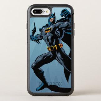 Batman Hyperdrive - 14A Coque OtterBox Symmetry iPhone 8 Plus/7 Plus