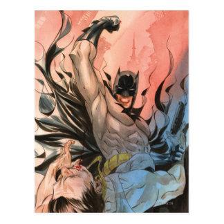 Batman - rues de couverture de Gotham #13 Carte Postale