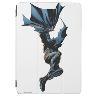 Batman sautant en bas du tir d'action protection iPad air