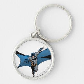 Batman saute avec la corde porte-clé