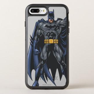 Batman supportent le cap coque otterbox symmetry pour iPhone 7 plus