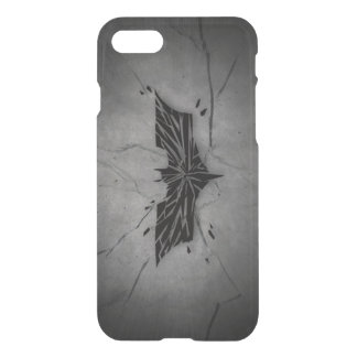BatmanCoque iPhone 7 Clearly™ Deflector d'Uncommon Coque iPhone 7