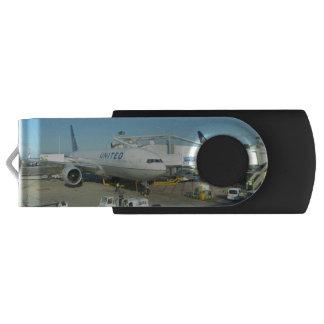 Bâton uni d'USB d'avion d'air Clé USB