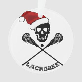 Bâtons de lacrosse de Noël