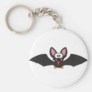 Batte drôle de Halloween Porte-clés