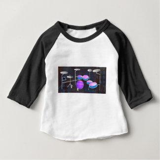 Battement de tambour t-shirt pour bébé